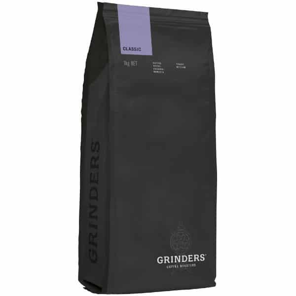 Grinders Coffee classic bean pack