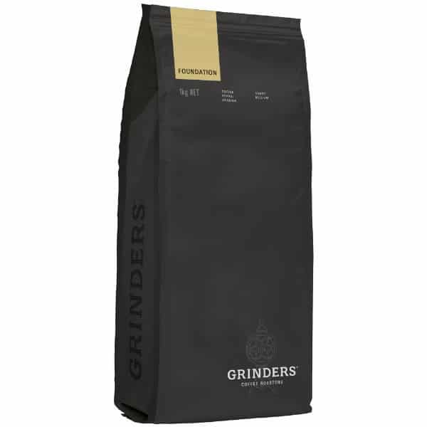 Grinders Coffee foundation bean pack