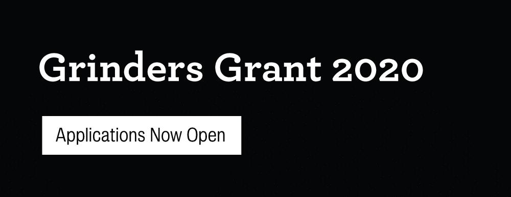 Grinders Grant 2020 slider