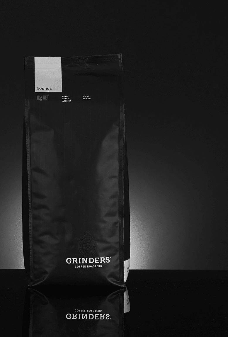 Grinders Coffee source beans