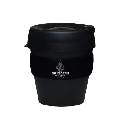 8 oz black coffee keep cup